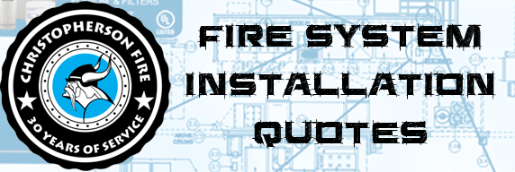 Christopherson Fire Protection - Fire System Installation